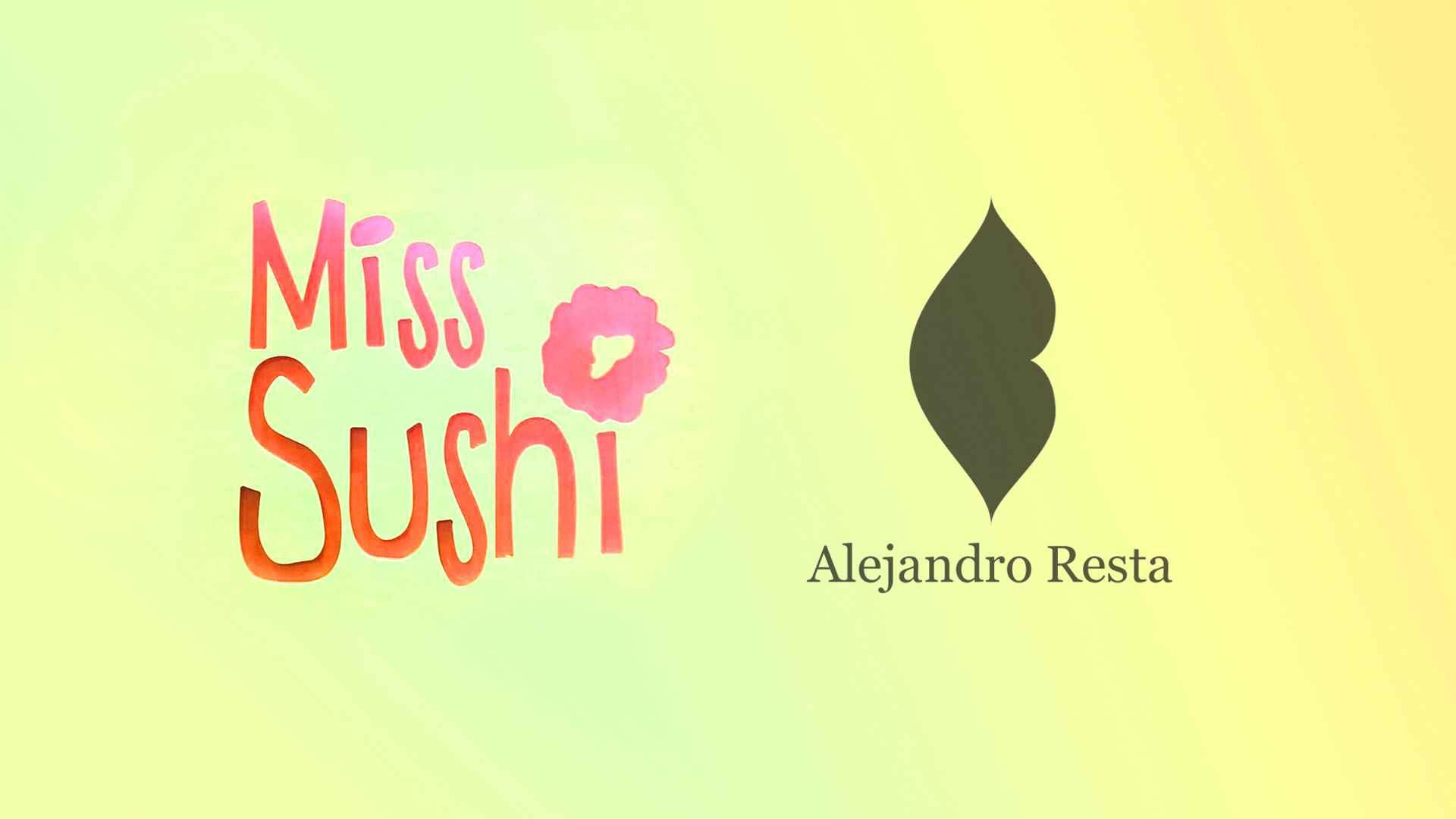 Desfile de Alejandro Resta en Miss Sushi