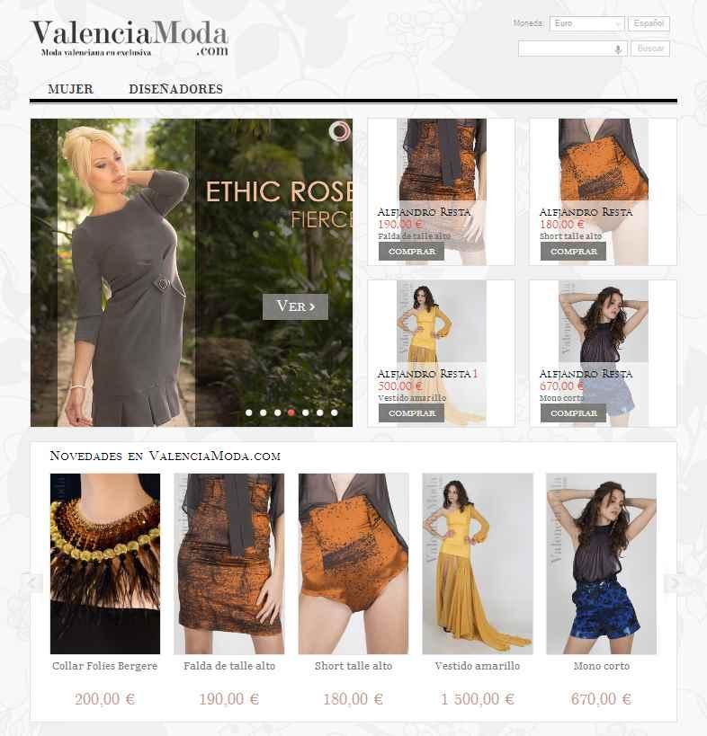 Tienda de alta costura online valenciana - Disenadores en valencia ...