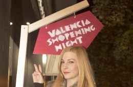 Valencia Shopening Night 2013