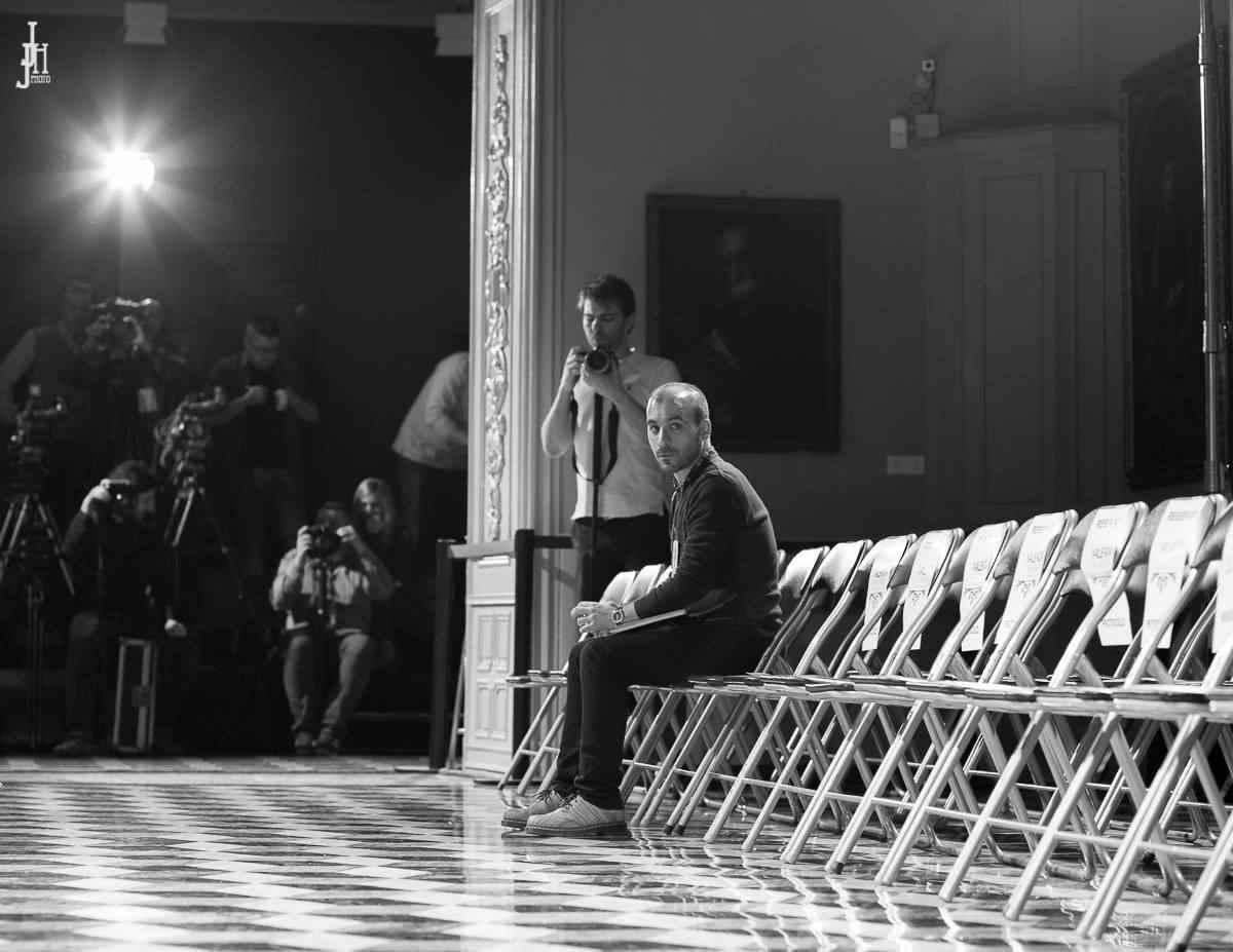 Fotografos de Valencia Fashion Week, Borja Cifuentes, y Jose Morales
