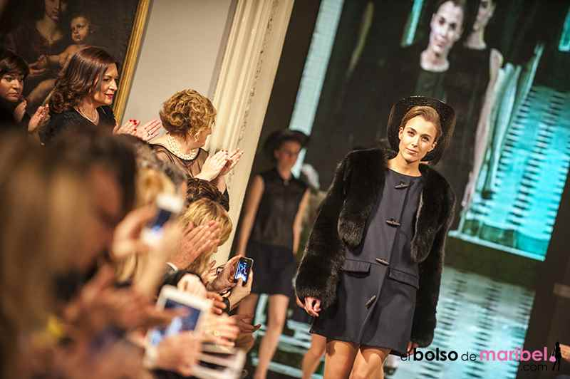 Gabriel Segui por Siemprevivas Hands Behind XVI Valencia Fashion Week 2014
