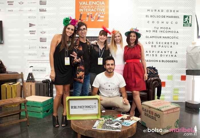 Los bloggers de moda de Valencia Fashion Week