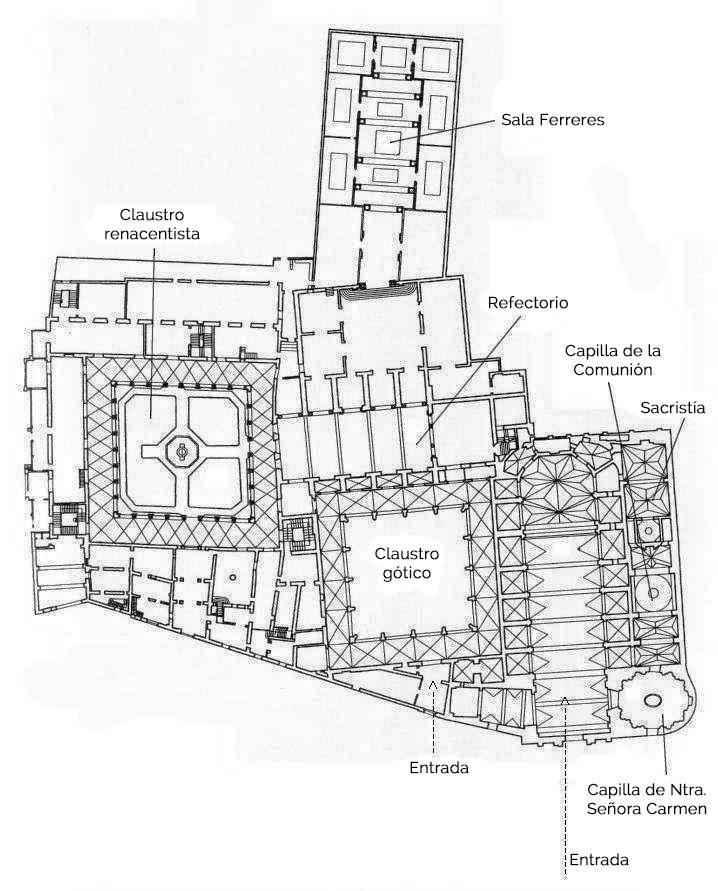 Museo del Carmen, sede de XVII Valencia Fashion Week 2014