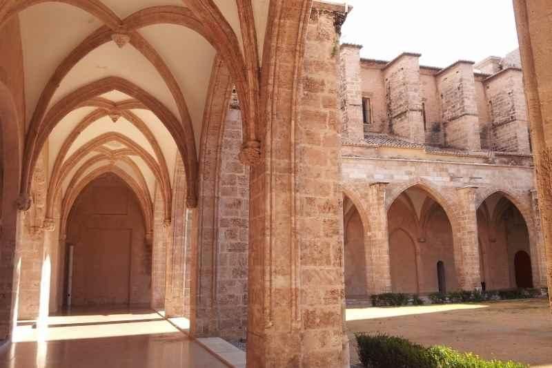 Sede de XVII Valencia Fashion Week, el Museo del Carmen