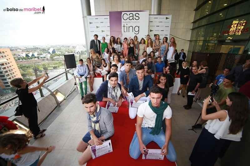 Casting modelos Valencia Fashion Week 2014
