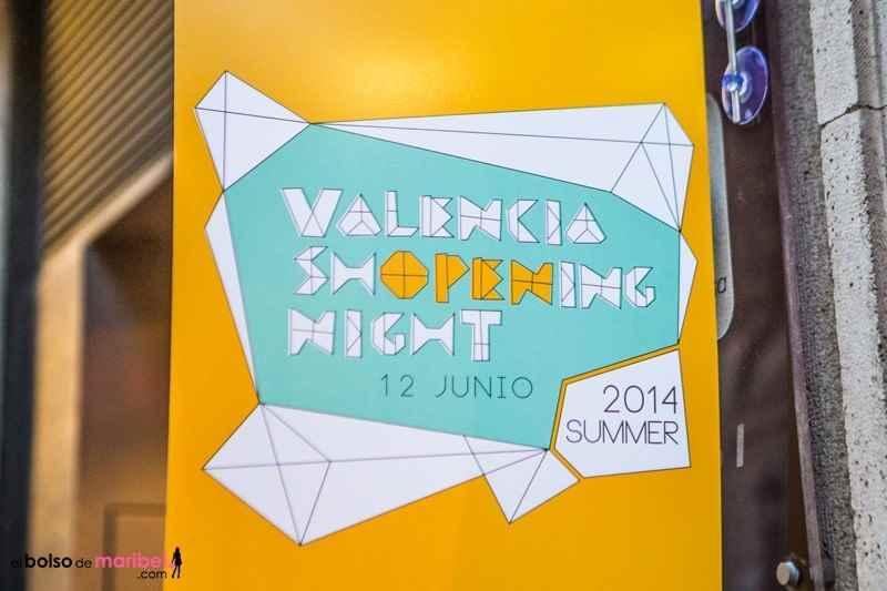 Valencia Shopening Night Verano 2014