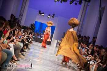 Alexis Carballosa XVII Valencia Fashion Week 2014