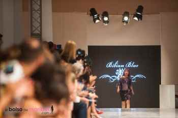 Bibian Blue XVII Valencia Fashion Week 2014