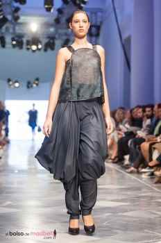 Carlos Delgado XVII Valencia Fashion Week 2014