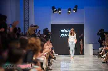 Miriam Garcia XVII Valencia Fashion Week 2014