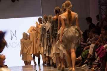 Naoko XVII Valencia Fashion Week 2014