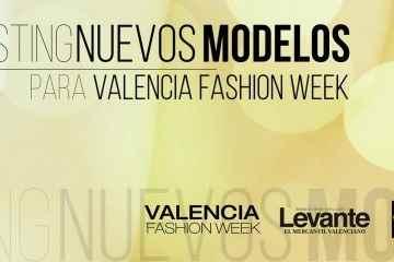 Casting de Valencia Fashion Week de nuevos modelos